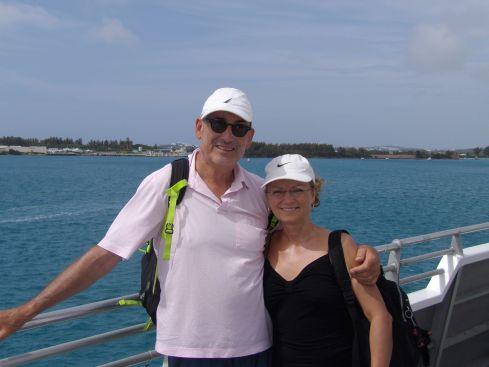58 Nous partons en excursion visiter l'île